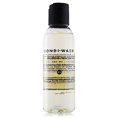 BONDI WASH 檸檬茶樹&柑橘地板清潔液125ml
