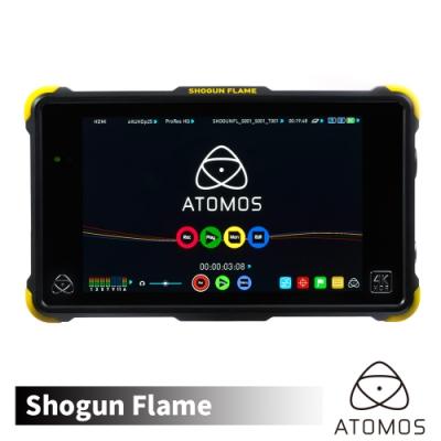 澳洲 ATOMOS Shogun Flame 7吋監視記錄器-單機版 ATOMSHGFL2