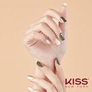 KISS New York-Press&Go頂級光療指甲貼片-靜謐時光(KPNS19K)