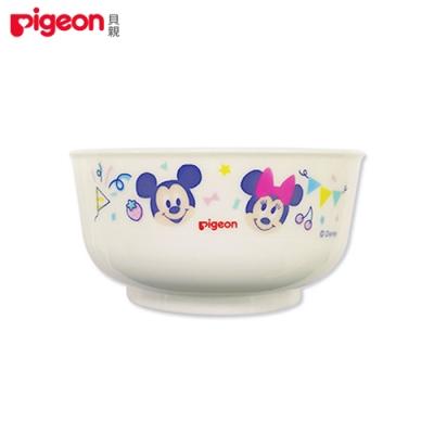 【任選】日本《Pigeon 貝親》迪士尼湯碗(米奇&米妮)