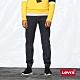 Levis 男 501 Joggers 運動丹寧排釦縮口褲 直筒版型 彈性 黑皮牌 product thumbnail 2