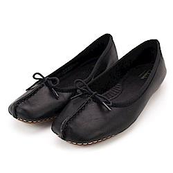 Clarks Freckle Ice 女休閒鞋 黑色