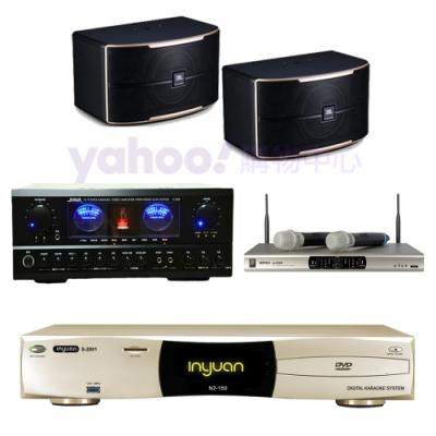 音圓 S-2001 N2-150+Sugar A-500+MI-888+Pasion 8(伴唱機4TB+卡拉OK套組)