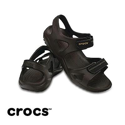 【時時樂限定】 Crocs 卡駱馳 (男鞋) 激浪涉水涼鞋 (3色任選)