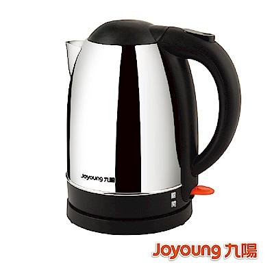 九陽不鏽鋼快煮壺-JYK-17C10M 滿額送 公主蝴蝶陶瓷杯組(粉)