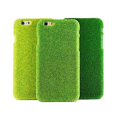 Shibaful iPhone 8/7/6S 4.7吋 公園 草皮硬殼