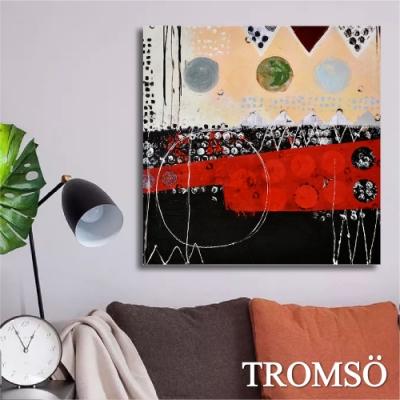 TROMSO百勝藝術立體抽象油畫-W412