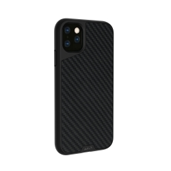Mous iPhone 11 Pro Max 碳纖維 AraMAX 天然材質防摔保護殼