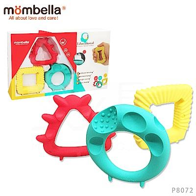 【任選】英國《mombella 》多元啟蒙固齒器