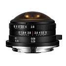 老蛙 LAOWA 4mm F2.8 Fisheye(公司貨)For Canon EOS-M