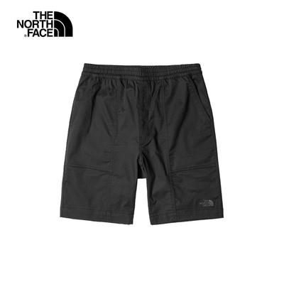 The North Face M PULL ON SHORT 男 短褲 黑-NF0A4U9JJK3