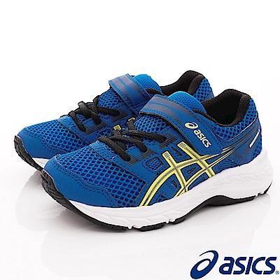 asics競速童鞋 DONTEND 5  14A048-401藍(中小童段)