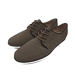 BuyGlasses 獨特風尚麂皮面鞋-灰