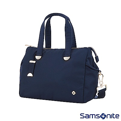 Samsonite新秀麗 Skyler手提肩背包(深藍)