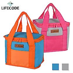 LIFECODE 飯盒子保冰袋/便當袋-2色可選