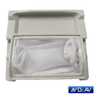 洗衣機濾網 國際T.S小/東元/聲寶洗衣機棉絮袋濾網三入組(NP-006-3)