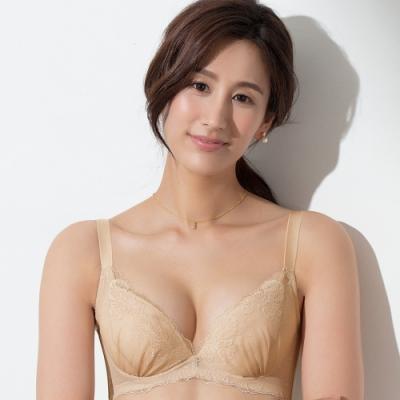 推EASY SHOP-暮春淡雅 大罩杯C-E罩內衣(親柔膚)