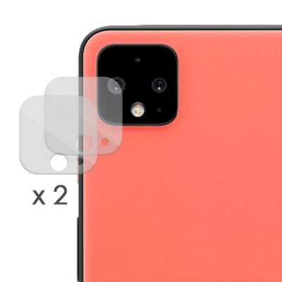 Metal-Slim Google Pixel 4 超薄玻璃纖維鏡頭保護貼(兩入組)