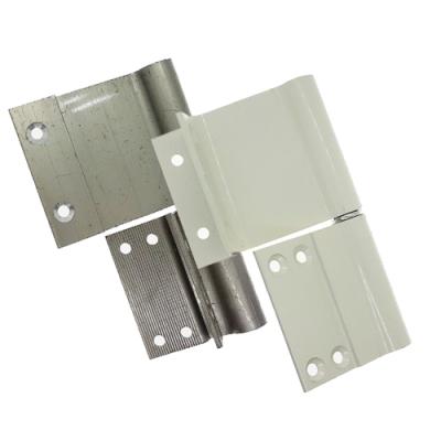 HI026 紗門專用後鈕 一組兩片 鋁門後鈕/插心後鈕/旗型鉸鏈