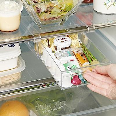 【nicegoods】日本ISETO 懸掛式冰箱抽屜儲物盒-寬版