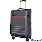 Verage~維麗杰 25吋 簡約商務系列行李箱(灰)