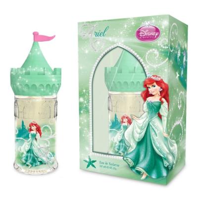 Disney Ariel 小美人魚童話城堡香水50ml