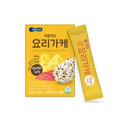 韓國 BEBECOOK 初食拌飯香鬆(鮭魚起司)