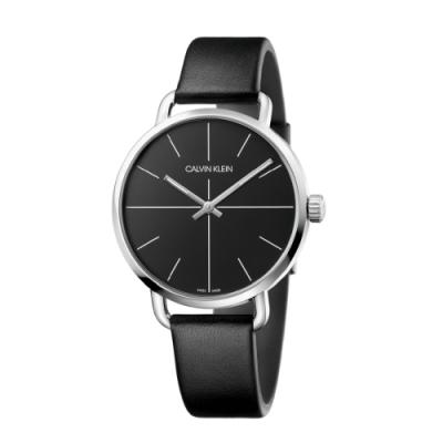 Calvin Klein CK超然系列皮帶腕錶-多品任選均價4400