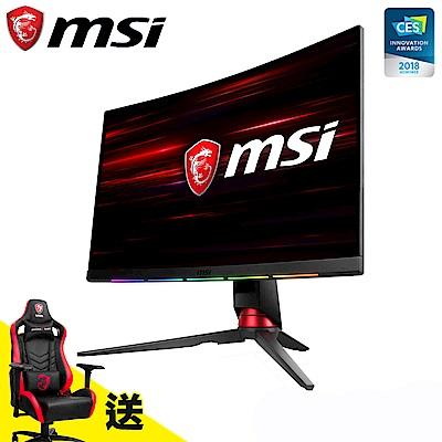 MSI微星 Optix MPG27C 27型 1800R曲面電競螢幕