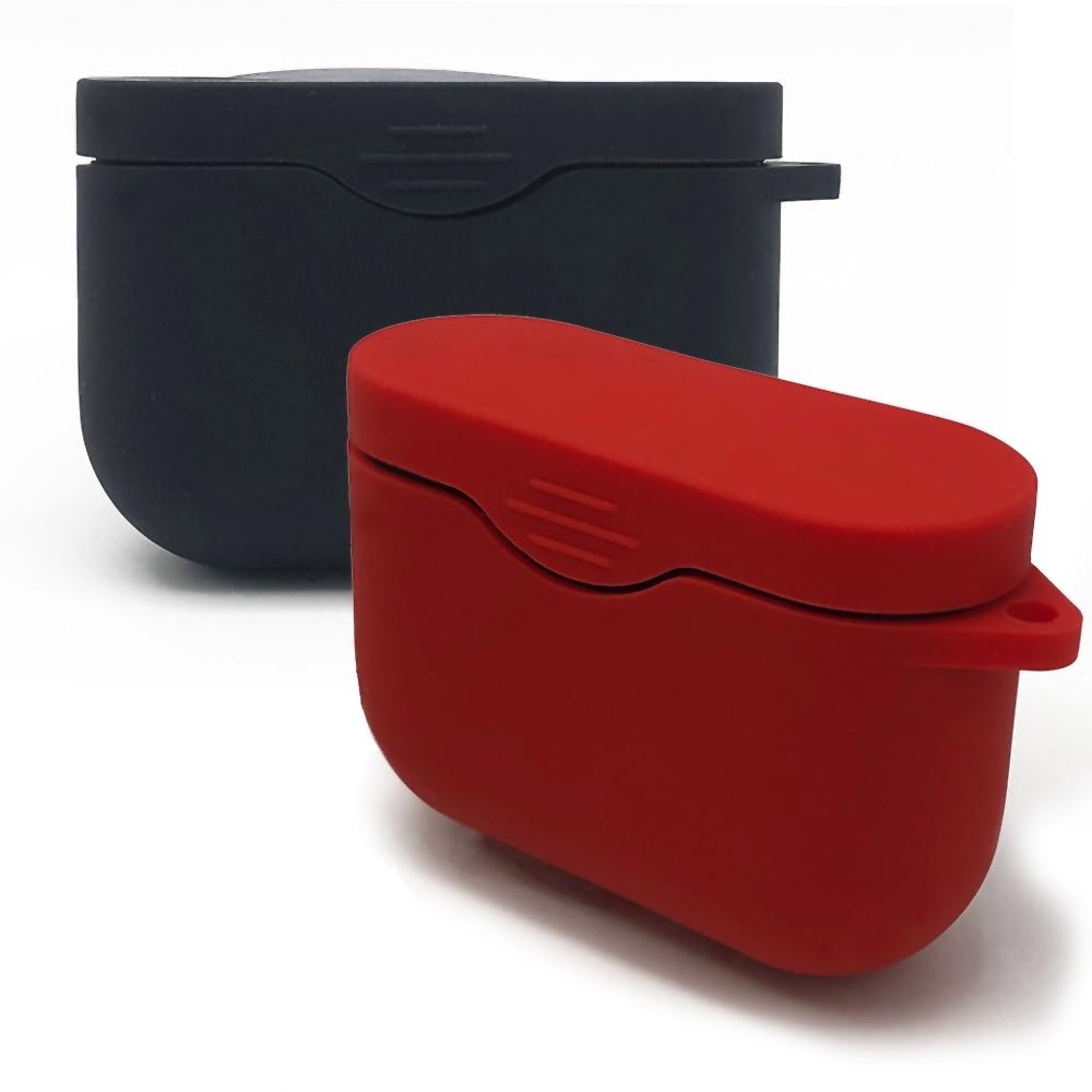 SONY WF-1000XM3 黑 / 紅色 專屬保護套/果凍套