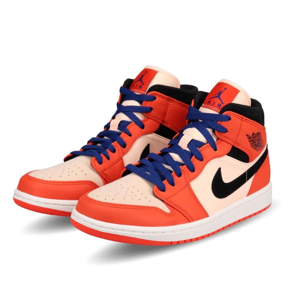 Nike 籃球鞋 Air Jordan 1 Mid 男鞋 @ Y!購物