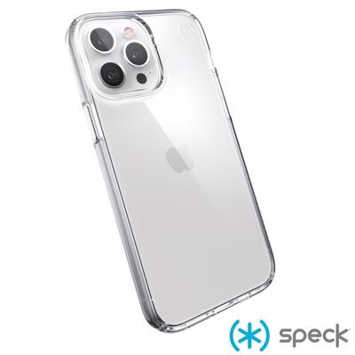Speck iPhone 13 Pro Max Presidio Perfect-Clear透明防摔殼