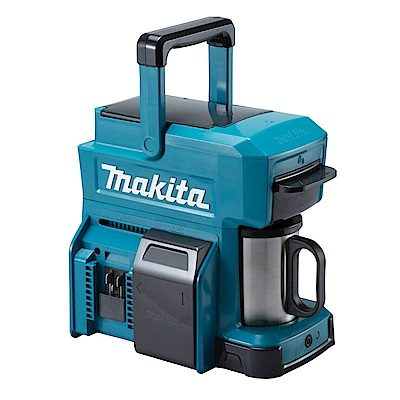 MAKITA牧田 12V/14.4V/18V充電式咖啡機DCM501Z(單機)