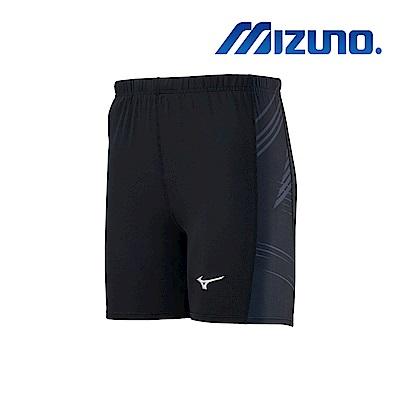 MIZUNO 緊身褲(短型) 黑 U2TB9G0109