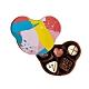 Diva Life 比利時巧克力5入 (熊型禮盒) product thumbnail 2