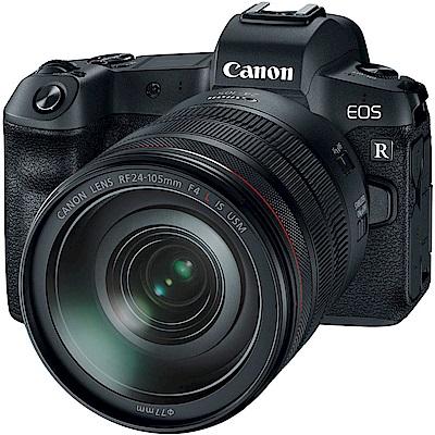 Canon EOS R + RF 24-105mm 變焦鏡組(平輸中文)