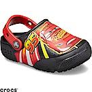 Crocs 卡駱馳 (童鞋) 閃電麥昆酷閃小克駱格-205497-001