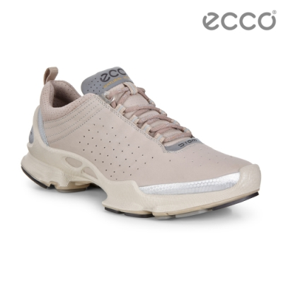 ECCO BIOM C W 銷售冠軍自然律動健步鞋  女-灰粉