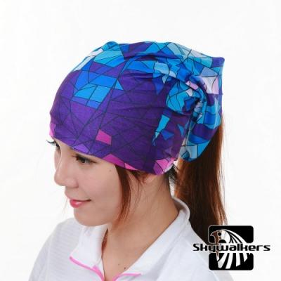Skywalkers《紫水晶》魔術頭巾