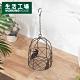【滿千折百 可累折-生活工場】午茶兔鳥籠造型花架 product thumbnail 1