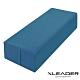Leader X 專業多功能高彈支撐瑜珈輔助枕 靠枕 藍色 product thumbnail 1