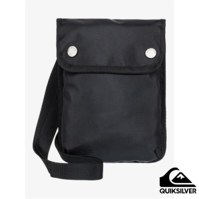 【QUIKSILVER】CARRIER SATCHEL 包包 黑色