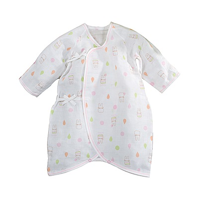 薄款純棉紗布護手蝴蝶衣b0192 魔法Baby