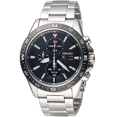 SEIKO PROSPEX 荒野生存太陽能腕錶(SSC705P1)45mm