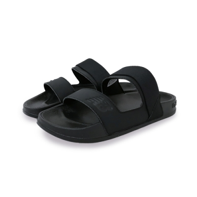 New Balance 涼拖鞋 基本款 輕量 透氣 休閒 基本款 輕量 透氣 休閒 黑 SWF202BKB