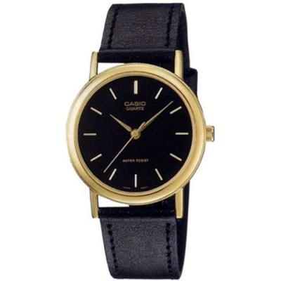 時時樂限定-CASIO簡約指針皮帶腕錶(MTP/LTP-1095Q)系列