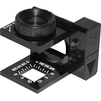 CARSON LED針線折疊放大鏡(11.5x)