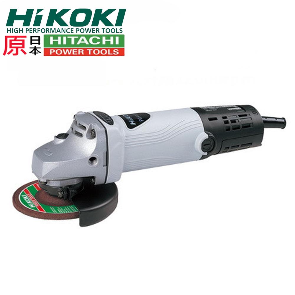 HIKOKI PDA-100M 715W 4 電動 平面砂輪機 HITACHI更名HIKOKI