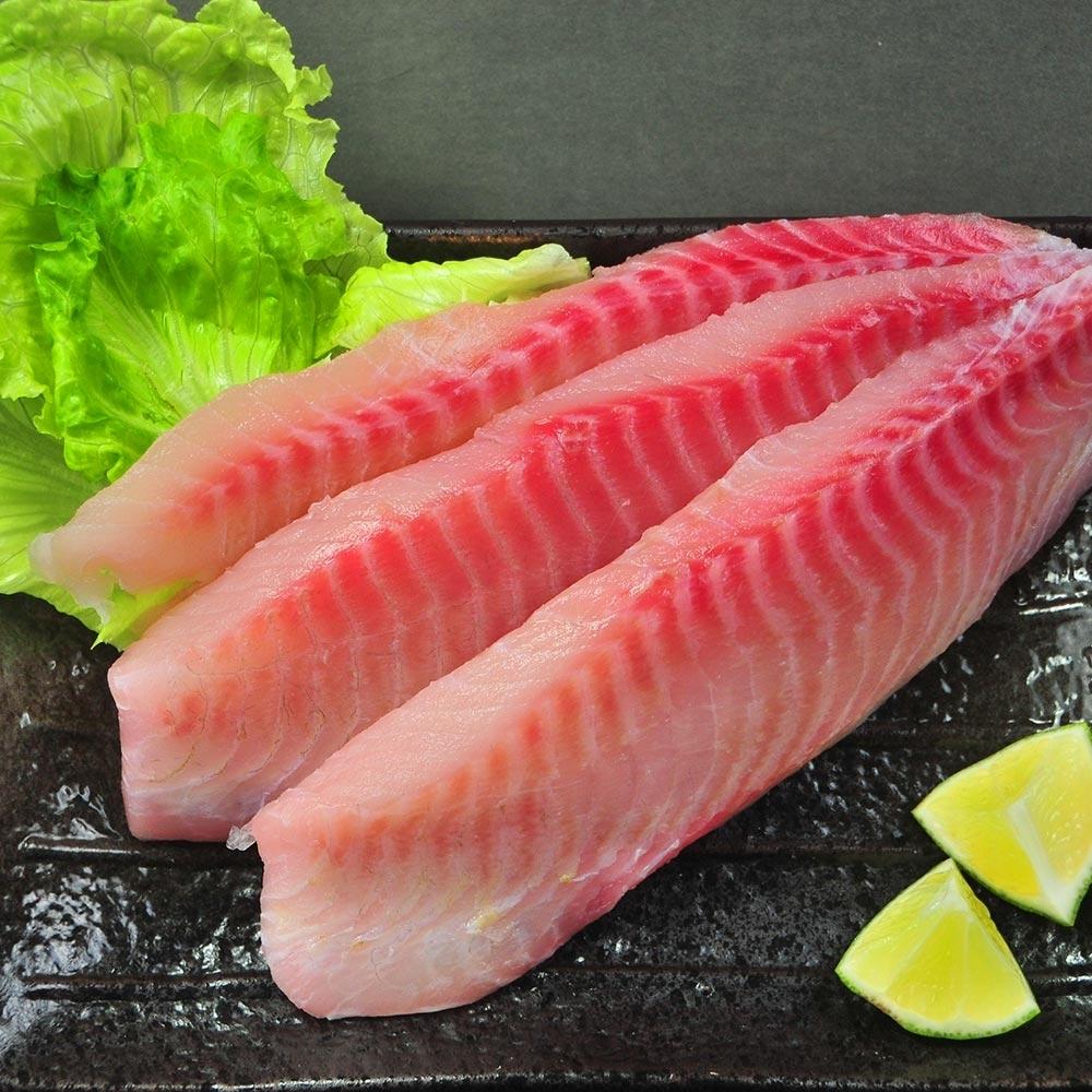 【漁季水產】潮腹鯛魚片2包組(450g±10%/包)