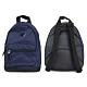 NEWBALANCE 小型後背包-肩背包 雙肩包 旅行包 NB LAB91022TNV 丈青黑 product thumbnail 1